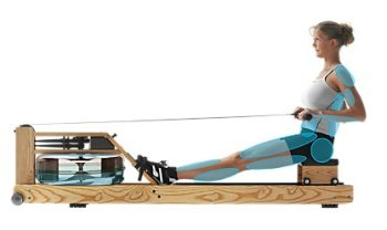 WaterRower Natural Rowing Machine with S4 Performance Monitor