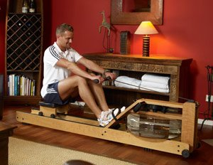 WaterRower A1 Home Rowing Machine – Style And Motion