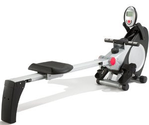 PureFitness & Sports Foldable Magnetic Rower