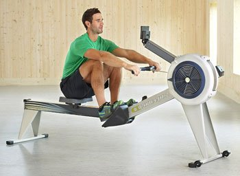 Concept 2 Model E Rower with PM5