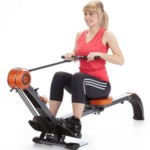 Skandika Regatta Multi Gym Rowing Machine