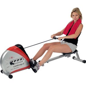 Christopeit Cambridge II Rowing Machine