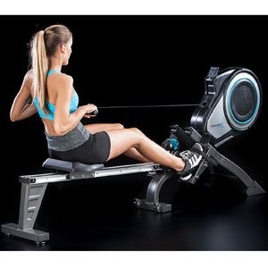 Skandika Unisex Elite Pro Rower Machine